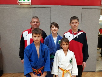SVG Judoka