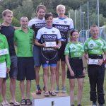 Mixed Team Siegerfoto